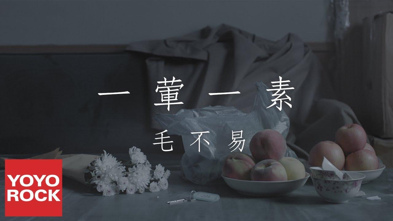 毛不易 一葷一素 MV