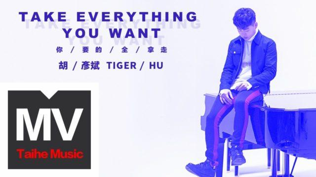 胡彦斌 Tiger Hu