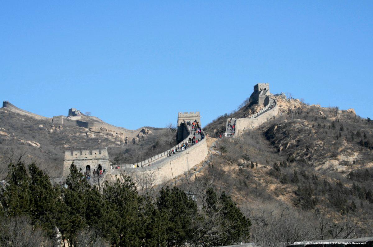 万里の長城その2