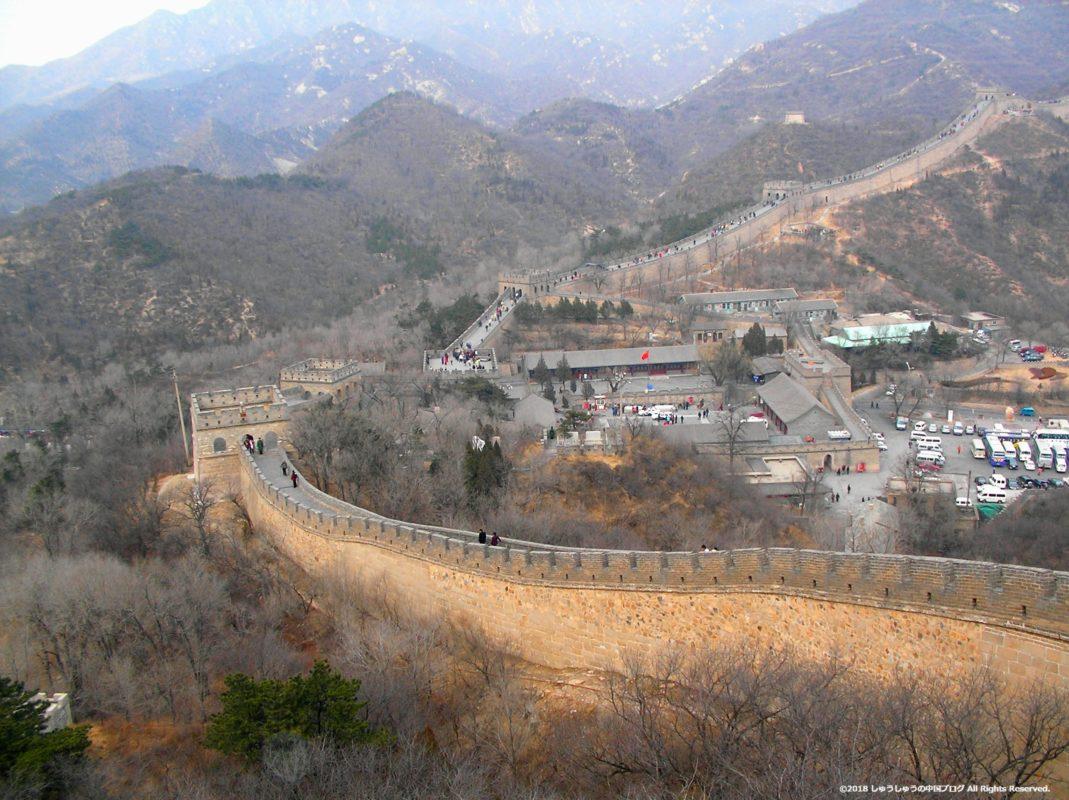 万里の長城その8