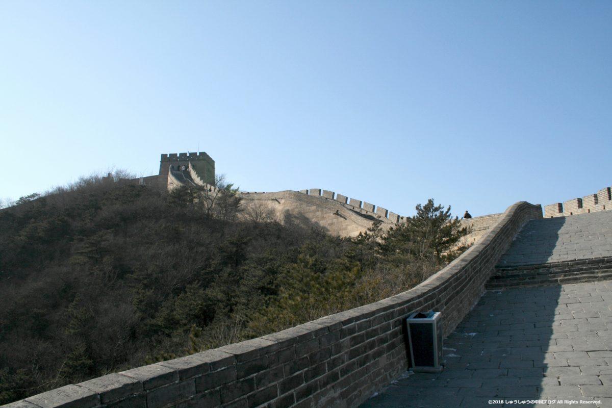 万里の長城その11