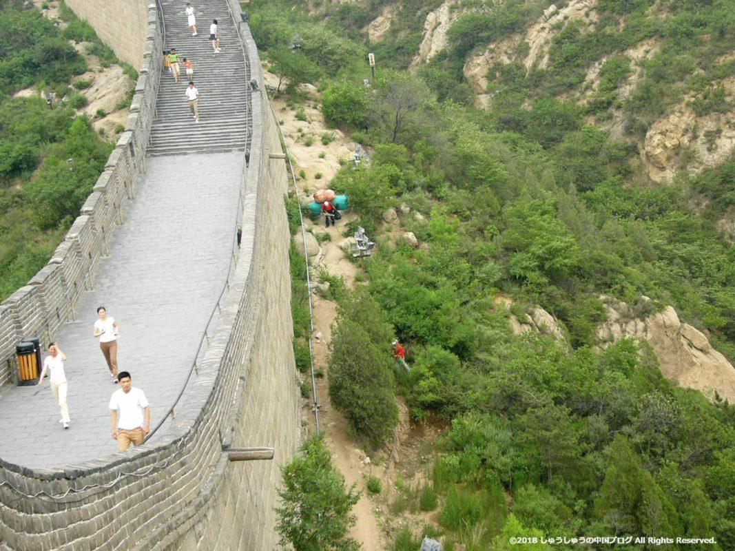 万里の長城その14