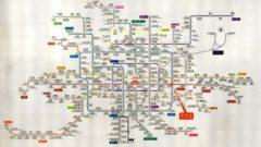 北京地下鉄の乗り方