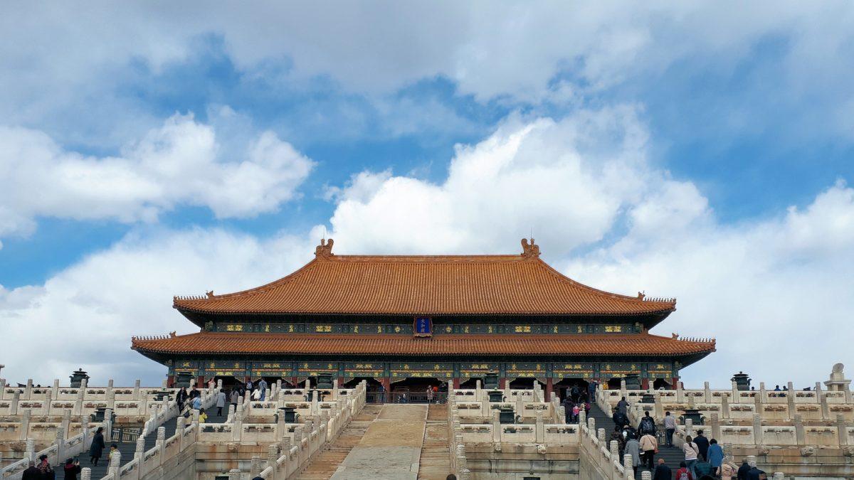 北京の故宮(紫禁城)