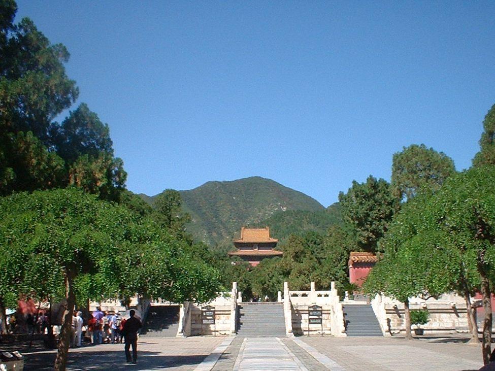 北京 明の十三陵