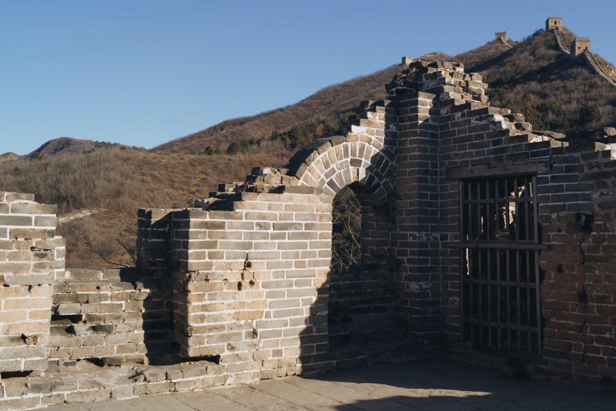 北京の司馬台長城