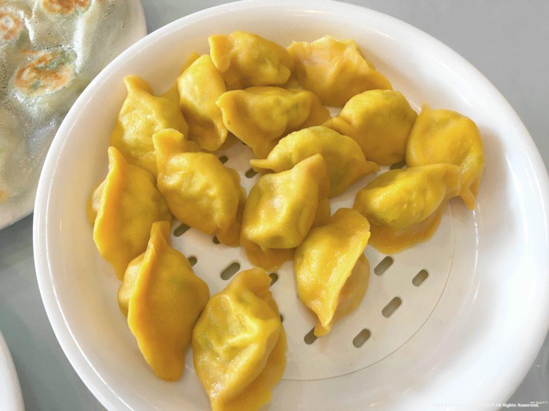 黄花魚(キグチ)の餃子