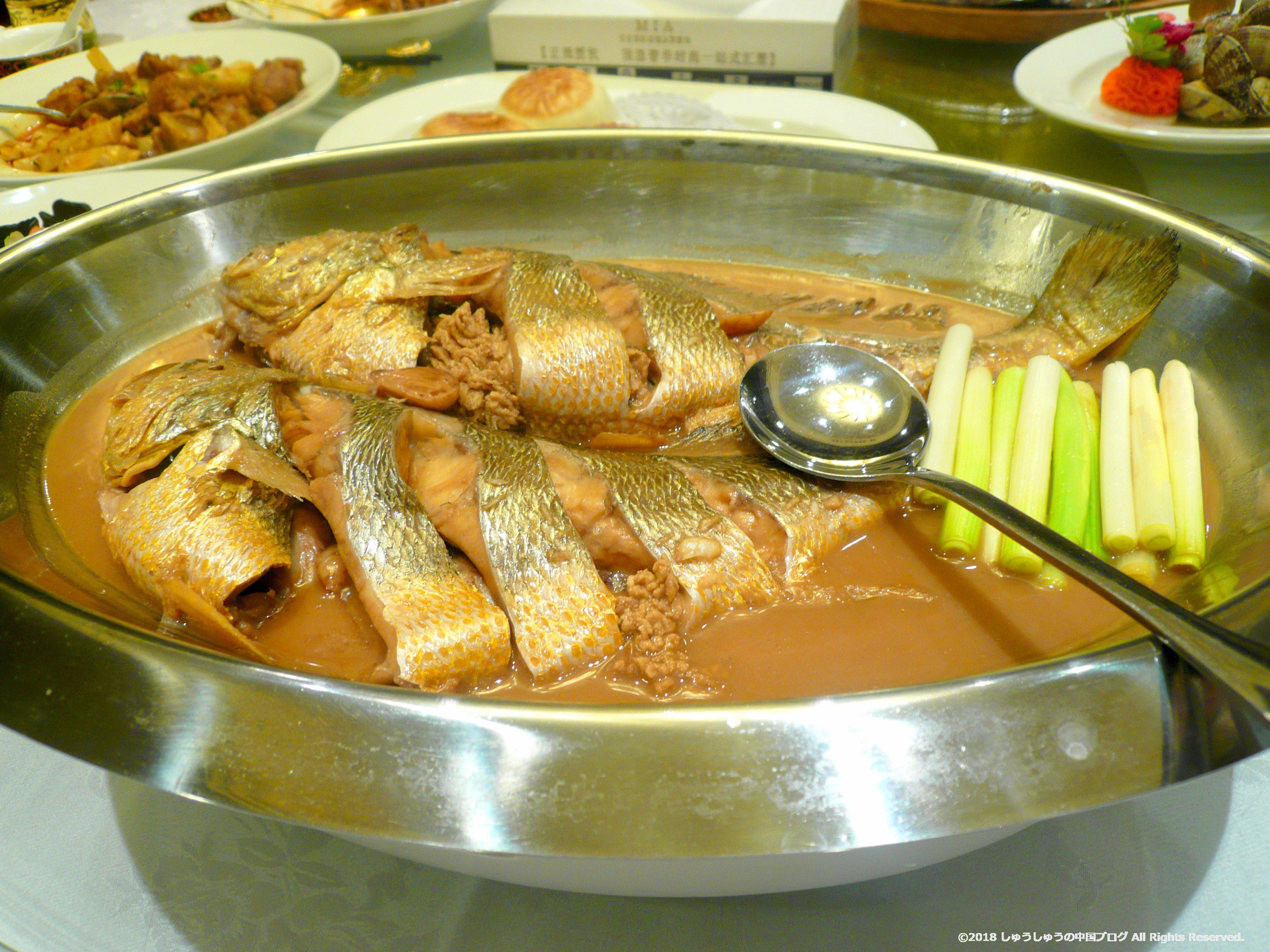 大連の海鮮料理