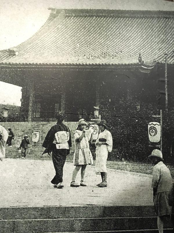 大連に日本人が住んでいたころの写真