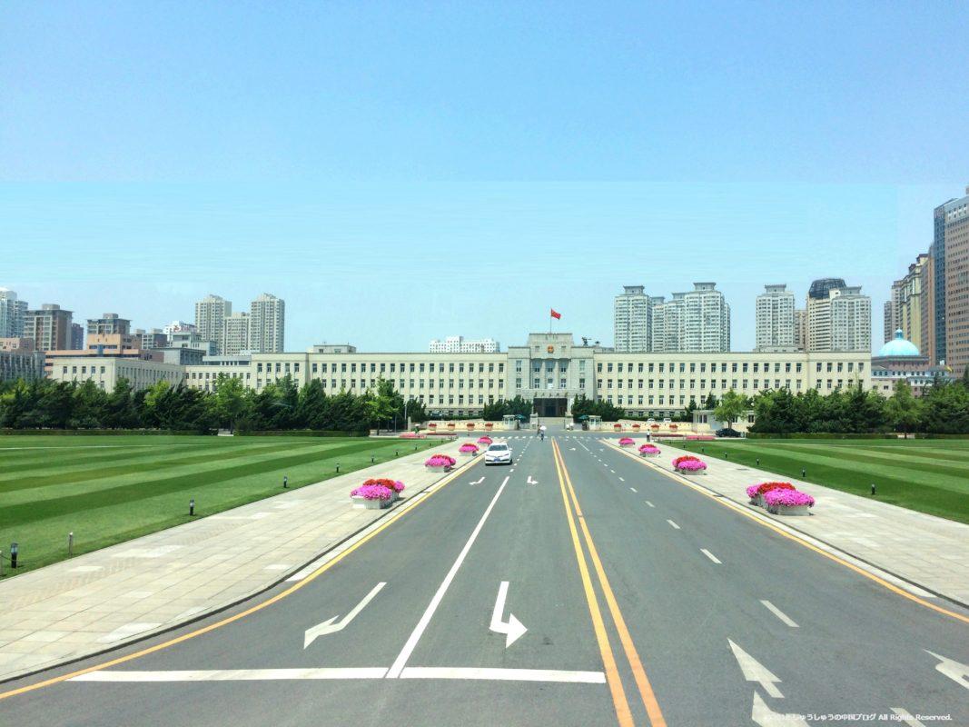 大連の人民広場