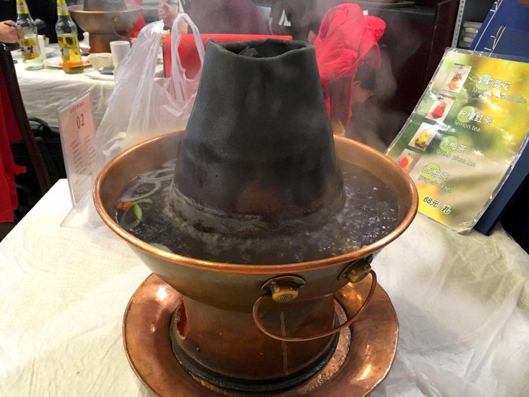 東来順の鍋