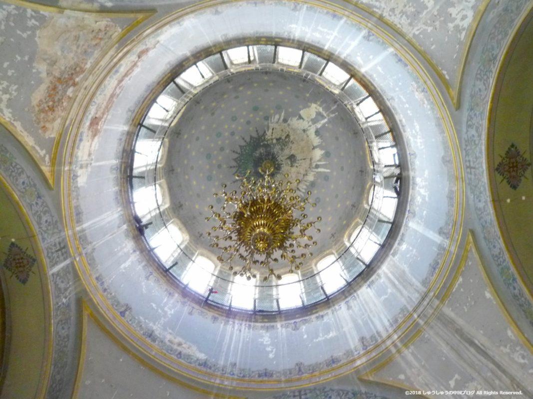 聖ソフィア大聖堂天井