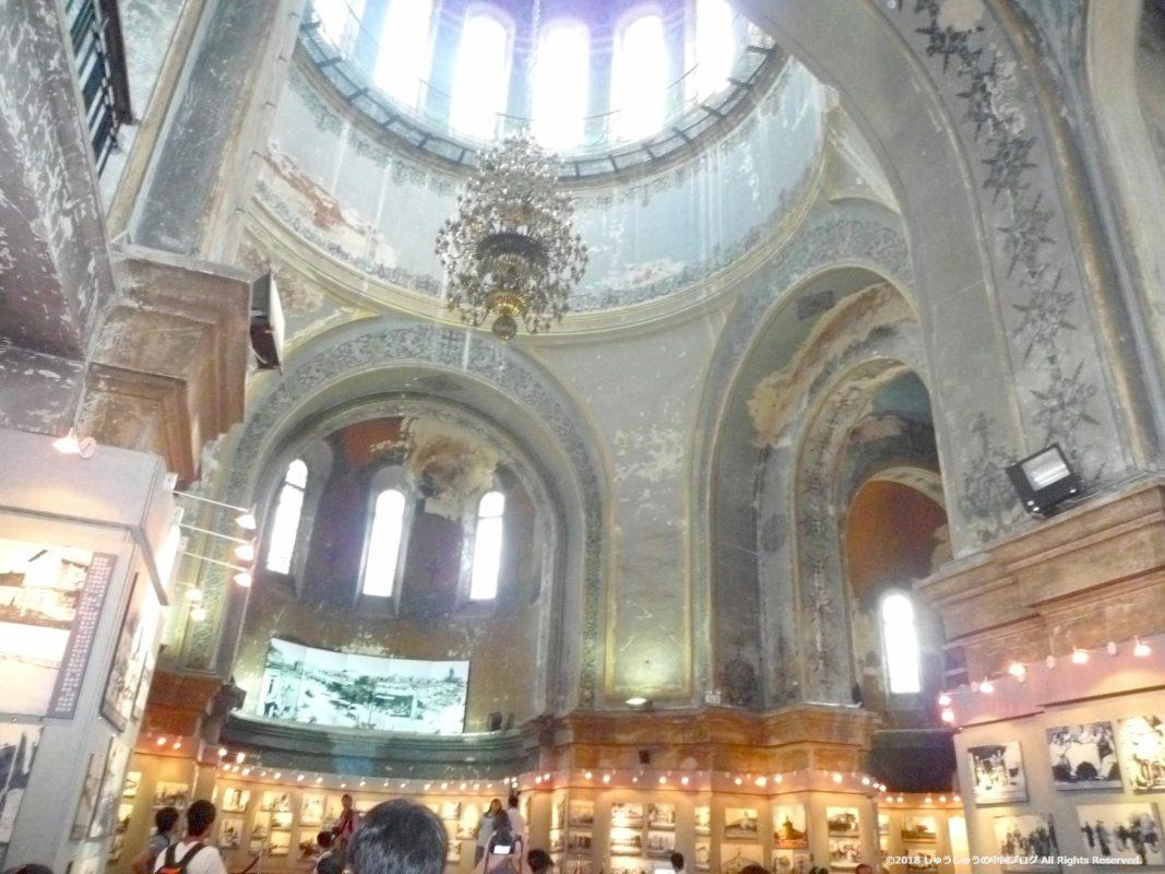 聖ソフィア大聖堂内部その16