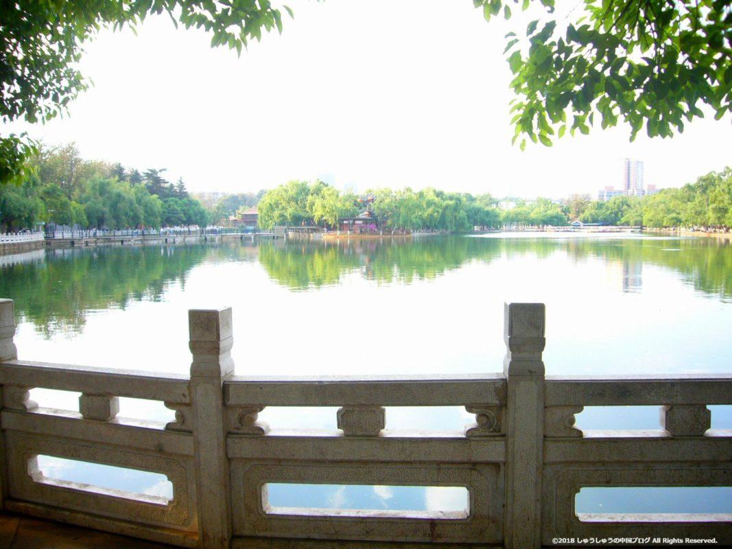 昆明の翠湖公園