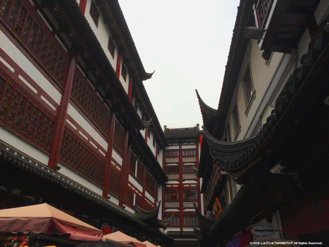 上海の豫園商城その3