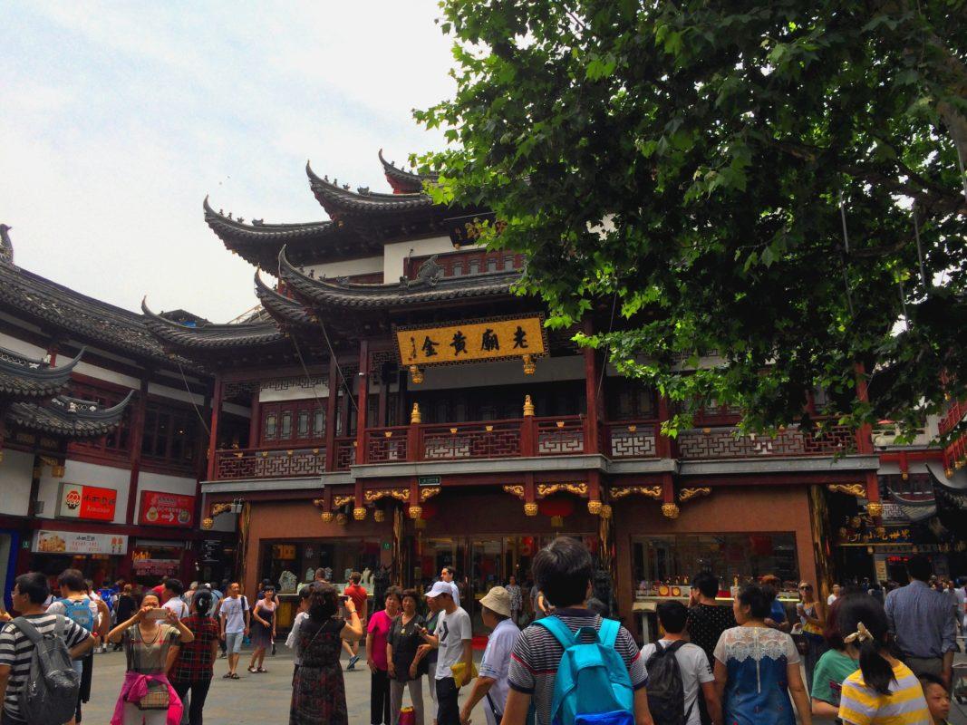 上海の豫園商城その6
