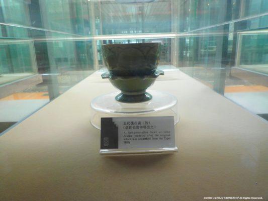 蘇州の拙政園の展示物その2