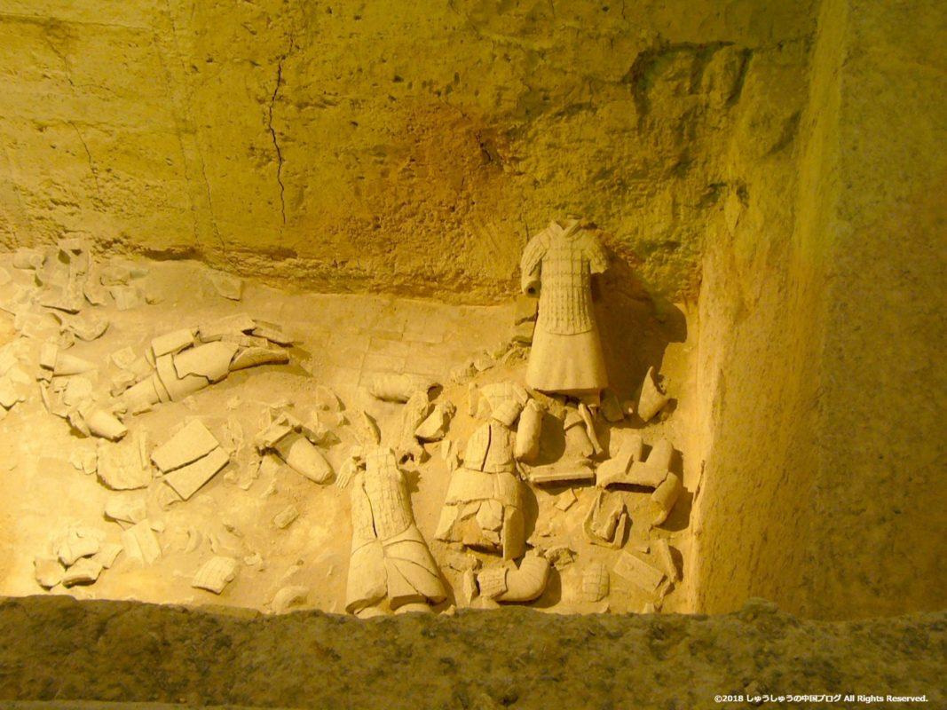 秦始皇兵馬俑博物館3号坑その2