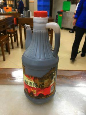 老蔡記の黒酢