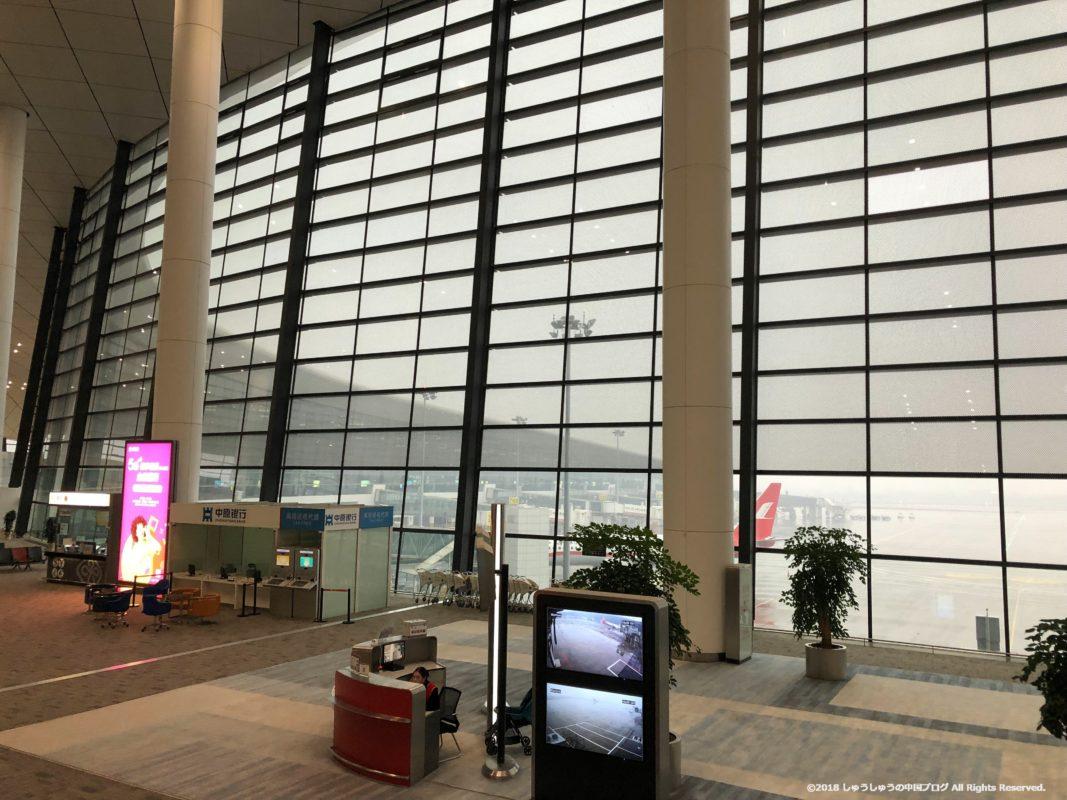 新鄭空港国際線搭乗口